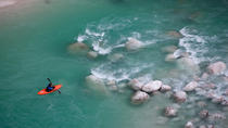 Guided Kayak Descent on Soca River from Bovec, Bovec, Kayaking & Canoeing