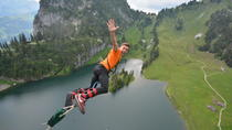 Bungy Jumping from Stockhorn Cable Car from Interlaken, Interlaken, Adrenaline & Extreme