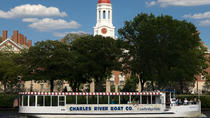 70-Minute Charles River Sightseeing Cruise, Cambridge, null