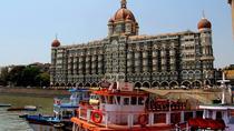 Mumbai Hop-on Hop-off Sightseeing Tour Including Ferry Ride, Mumbai, Hop-on Hop-off Tours