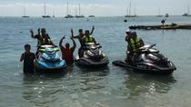 1-Hour Jet Ski Tour at Boqueron Beach, Porta del Sol, Waterskiing & Jetskiing