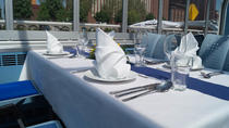 Capital Dinner Cruise al tramonto con Sightseeing of Berlin, Berlino, Crociere con cena