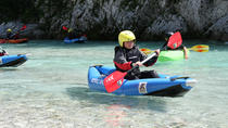Kayaking sul Fiume Soca, Bovec, Kayaking & Canoeing