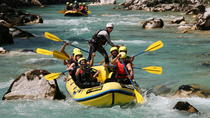 Rafting on Soca River, Bovec, White Water Rafting & Float Trips