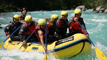 Soca River Active Package: Rafting and Canyoning, Bovec
