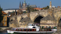 Lunch Cruise on Prague's Vltava River, Prague, Private Sightseeing Tours