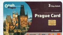 Prague City Card de 3 jours avec transport en commun gratuits, Prague