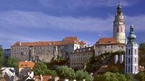 Prague Day Trip to Cesky Krumlov with Historic City Center Walking Tour and Cesky Krumlov Castle,...