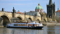 Prague Highlights: Half-Day Guided Tour with Complimentary Drink, Prague, null