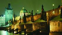 Prague Vltava River Evening Cruise Including Dinner, Prague, Night Cruises