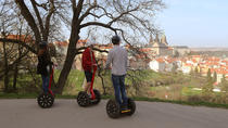 Up to the Prague Castle Tour on Segway, Prague, Segway Tours