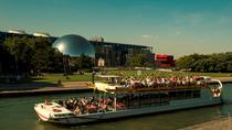 2.5-Hour Cruise on the Canal Saint-Martin, Paris, Day Cruises