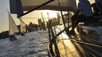 Twilight Yacht Racing on Sydney Harbour, Sydney, Sailing Trips