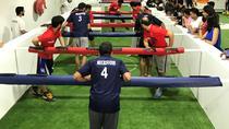 60 mins Human Foosball, Dubai, Obstacle Courses