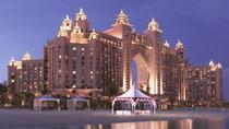 Dinning under the Stars at Royal Beach Atlantis the Palm, Dubai, Food Tours