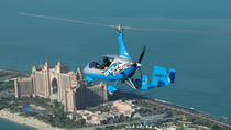 Gyrocopter with 2 way transfer, Dubai, Air Tours