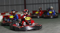 Indoor Karting Experience, Dubai, Airport & Ground Transfers