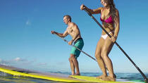 Stand Up Paddling in La Mer, Dubai, Other Water Sports