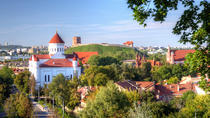 Panoramic Vilnius Walking Tour of the Republic of Uzupis, Vilnius, Private Sightseeing Tours