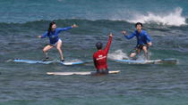 Group Surf Lesson in Oahu , Oahu, Surfing Lessons