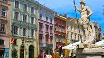 Lviv Old Town Small-Group Walking Tour, Lviv, City Tours