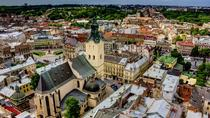 Panoramic Lviv Private City Tour, Lviv