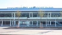 Private Departure Transfer: Lviv International Airport from Lviv Hotel