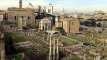 private family tour of Colosseum Roman Forum and Palatine hill, Rome, Cultural Tours