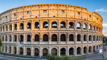 Semi-Private Tour of the Ancient Rome: Colosseum and Baths of Caracalla, Rome, Cultural Tours