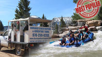 Jeep and Raft Combo Tour, Durango, White Water Rafting