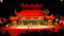 Traditional Water Puppet Show and Illuminated Ho Chi Minh City Dinner Cruise with Private ...