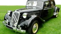 Private 3-Hour Tour of Budapest by Vintage Limousine, Budapest, Private Sightseeing Tours