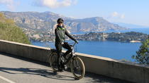 Enjoy breathtaking views and visit EZE medieval Village by Electric Bike, Nice, Bike & Mountain ...