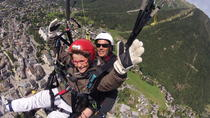 Paragliding Tandem Flight over the Alps in Chamonix, Chamonix, Adrenaline & Extreme