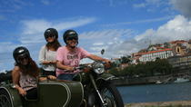 Porto Must-See by Sidecar, Porto, Vespa, Scooter & Moped Tours