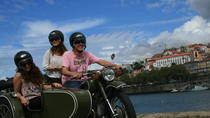 Porto Tour by Sidecar, Porto, Vespa, Scooter & Moped Tours