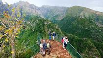 Balcoes Easy Levada Walk plus Jeep Tour, Funchal