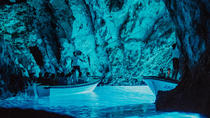 Five Island Speedboat Tour Featuring the Blue Cave and Hvar, Split, Private Sightseeing Tours