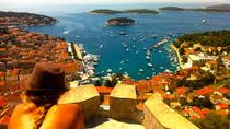 Hvar and Pakleni Tour with Speedboat Ride from Split or Trogir, Split, Jet Boats & Speed Boats