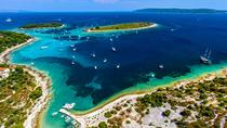 Private 3 islands Tour With Speed boat to Blue Lagoon and Solta from Split, Split, Jet Boats & ...