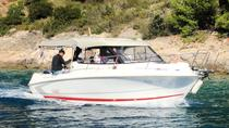 Split Airport to Hvar Island: One-Way Private Water Transfer in Speedboat, Split, Airport & Ground...