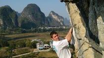 4-Hour Small Group Rock Climbing Tour in Yangshuo, Yangshuo, Climbing