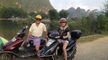 Private Motorcycle Sightseeing Tour of Yangshuo Countryside, Yangshuo