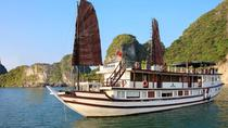 Bai Tu Long Bay Cruise From Hanoi Included transfer, kayak, cave, meals,All fees, Hanoi, Kayaking & ...