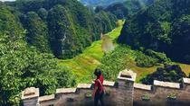 Ninh Binh Small Group Tour (Mua Cave- Biking- Local Family - Tam Coc - Hoa Lu), Hanoi, Day Trips