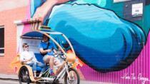 Adelaide 90-Minute Pedicab Tour: Street Art Experience, Adelaide, Pedicab Tours