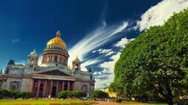 Half-day Private Tour of Saint-Petersburg, St Petersburg, Walking Tours