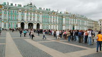 One Day Private Tour: City Tour with Skip-the-Line Hermitage, St Petersburg, Full-day Tours