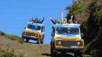 Full-Day Small Group Jeep Safari Tour from Funchal, Funchal, 4WD, ATV & Off-Road Tours