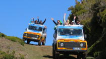 Half-Day or Full-Day Jeep Safari Tours , Funchal, 4WD, ATV & Off-Road Tours